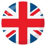 Flag: United Kingdom on JoyPixels 3.0