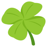 Four Leaf Clover on JoyPixels 3.0