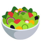 Green Salad on EmojiOne 3.0