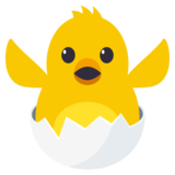 Hatching Chick on JoyPixels 3.0