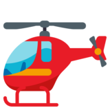 Helicopter on JoyPixels 3.0