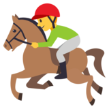 Horse Racing on EmojiOne 3.0