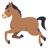 Horse on EmojiOne 3.0