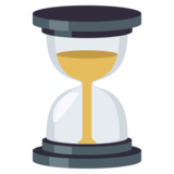 Hourglass Not Done on JoyPixels 3.0