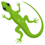 Lizard on JoyPixels 3.0