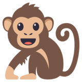 Monkey on JoyPixels 3.0