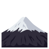 Mount Fuji on JoyPixels 3.0