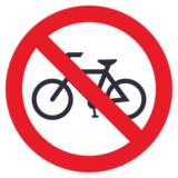 No Bicycles on JoyPixels 3.0