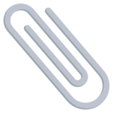 Paperclip on JoyPixels 3.0