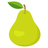 Pear on JoyPixels 3.0