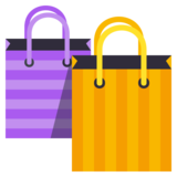 Shopping Bags on JoyPixels 3.0