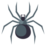 Spider on JoyPixels 3.0