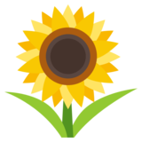 Sunflower on JoyPixels 3.0