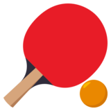 Ping Pong on JoyPixels 3.0