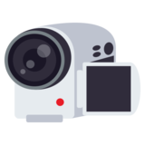 Video Camera on JoyPixels 3.0