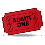 Admission Tickets on emojidex 1.0.33