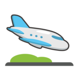 Airplane Arrival on emojidex 1.0.33