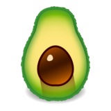 Avocado on emojidex 1.0.33
