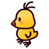 Baby Chick on emojidex 1.0.33