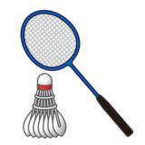 Badminton on emojidex 1.0.33