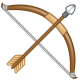 Bow and Arrow on emojidex 1.0.33