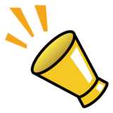 Megaphone on emojidex 1.0.33