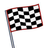 Chequered Flag on emojidex 1.0.33