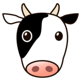 Cow Face on emojidex 1.0.33