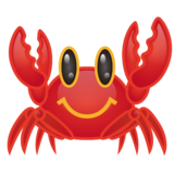 Crab on emojidex 1.0.33