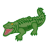 Crocodile on emojidex 1.0.33