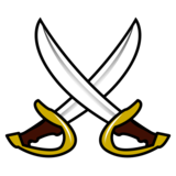 Crossed Swords on emojidex 1.0.33
