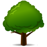 Deciduous Tree on emojidex 1.0.33