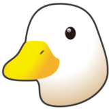 Duck on emojidex 1.0.33