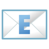 E-Mail on emojidex 1.0.33