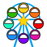 Ferris Wheel on emojidex 1.0.33