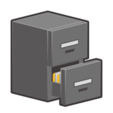 File Cabinet on emojidex 1.0.33