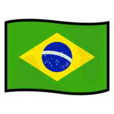 Flag: Brazil on emojidex 1.0.33