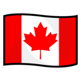 Flag: Canada on emojidex 1.0.33