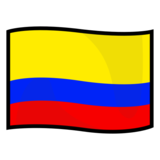 Flag: Colombia on emojidex 1.0.33