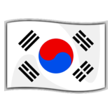 South Korea on emojidex 1.0.33
