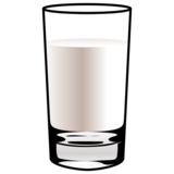 Glass of Milk on emojidex 1.0.33
