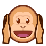 Hear-No-Evil Monkey on emojidex 1.0.33