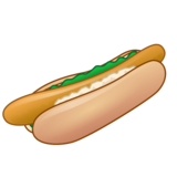 Hot Dog on emojidex 1.0.33