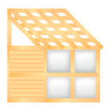 Houses on emojidex 1.0.33