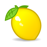 Lemon on emojidex 1.0.33