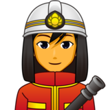 Man Firefighter on emojidex 1.0.33