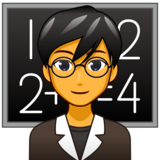 Man Teacher on emojidex 1.0.33