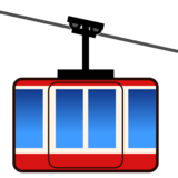 Mountain Cableway on emojidex 1.0.33
