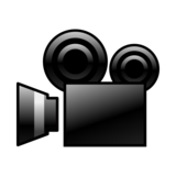 Movie Camera on emojidex 1.0.33