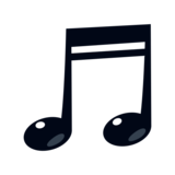 Musical Note on emojidex 1.0.33